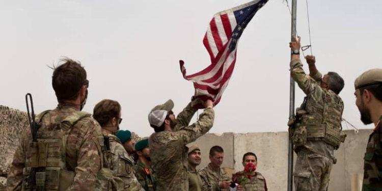 Τουρκία - ΗΠΑ - Αφγανιστάν