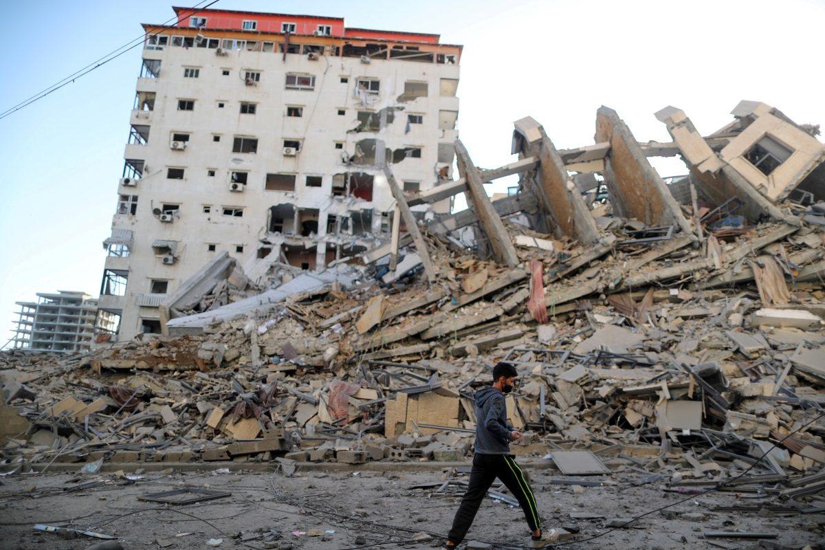 Λωρίδα της Γάζας: Ολονύχτιοι βομβαρδισμοί εναντίον ρουκετών [pics,vid]