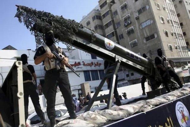 Χαμάς: Αυτό είναι το καταστροφικό οπλοστάσιο πυραύλων της [pics]