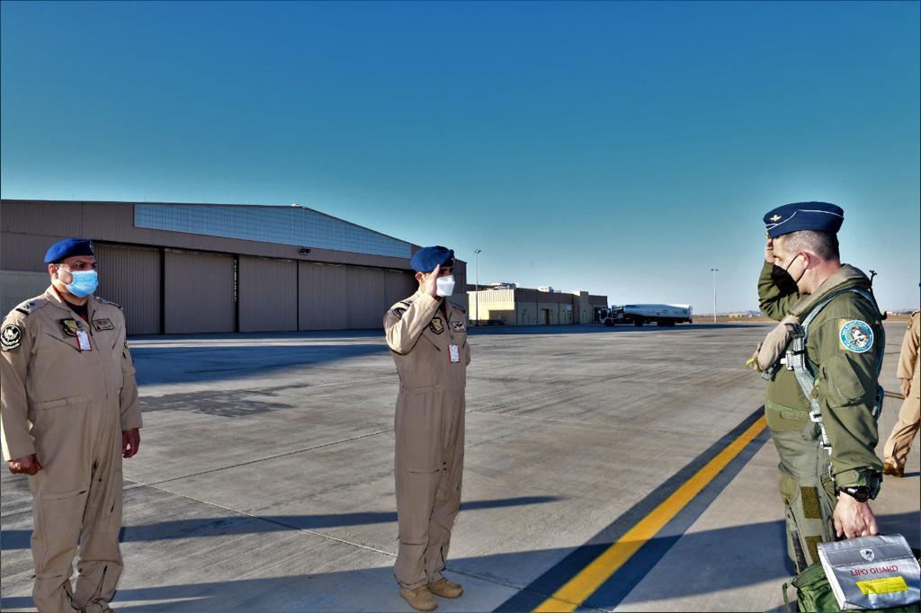 Στην Σαουδική Αραβία βρίσκονται τέσσερα ελληνικά F-16 και τα πληρώματά τους για την συμμετοχή στην άσκηση Falcon Eye-2.