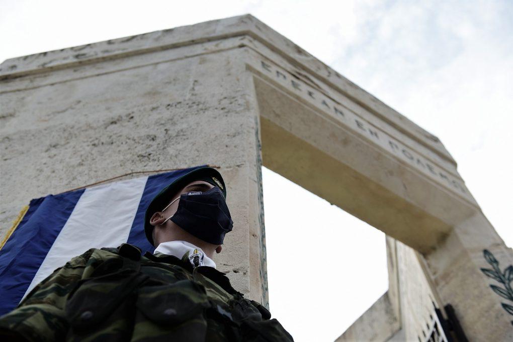 ΥΕΘΑ: Οδηγός, ηθική και ιερή παρακαταθήκη η αυτοθυσία των πεσόντων Καταδρομέων