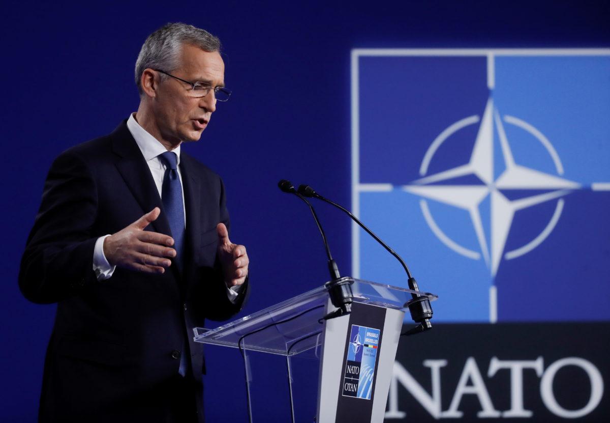 NATO: Σημαντικό βήμα για την Ελλάδα το κείμενο συμπερασμάτων της Συμμαχίας