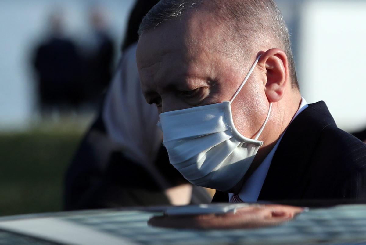 Ερντογάν: «Είπα στο Μητσοτάκη ότι αν θα κάνουμε κάτι, να το κάνουμε μαζί» [vid]
