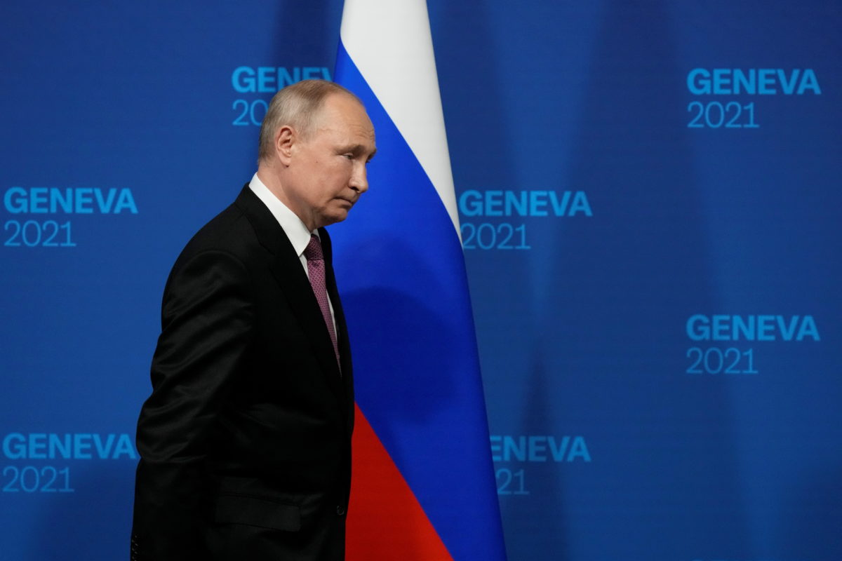 Κοινή διακήρυξη Πούτιν και Μπάιντεν για την πυρηνική στρατηγική σταθερότητα