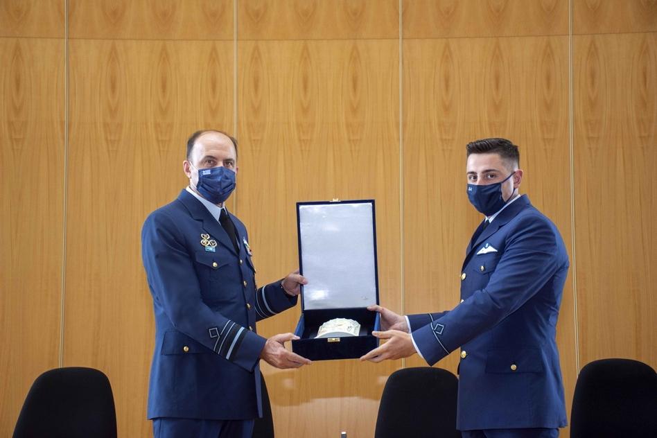 Αυτοί είναι οι νέοι Ανθυποσμηναγοί της Πολεμικής Αεροπορίας [pics]