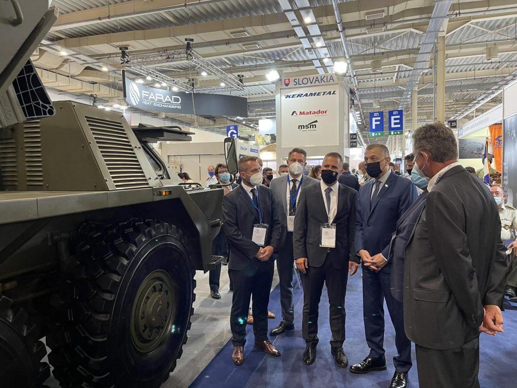 DEFEA 2021 – Στεφανής: Το τριμερές όραμα για την εγχώρια αμυντική βιομηχανία