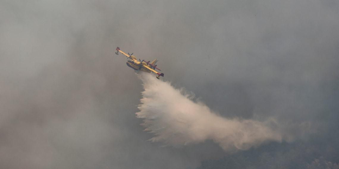 Large με «ξένες πλάτες» η Τουρκία: Τα αεροσκάφη που στέλνει στην Ελλάδα για τις πυρκαγιές είναι… δανεικά από την ΕΕ