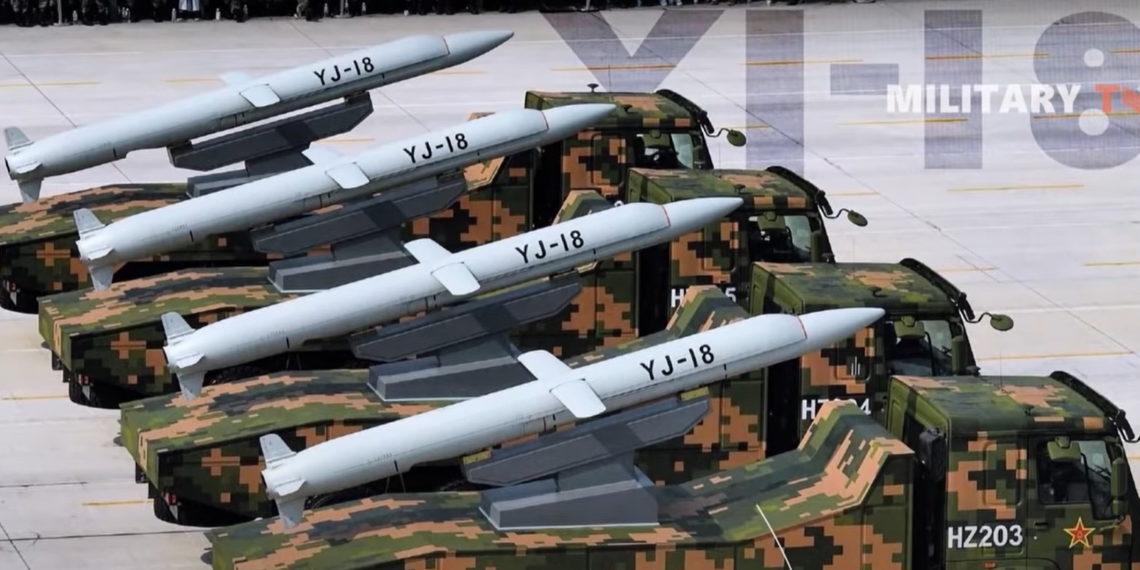 YJ-18: Ο νέος κινεζικός εφιάλτης για το Πολεμικό Ναυτικό των ΗΠΑ [vid]