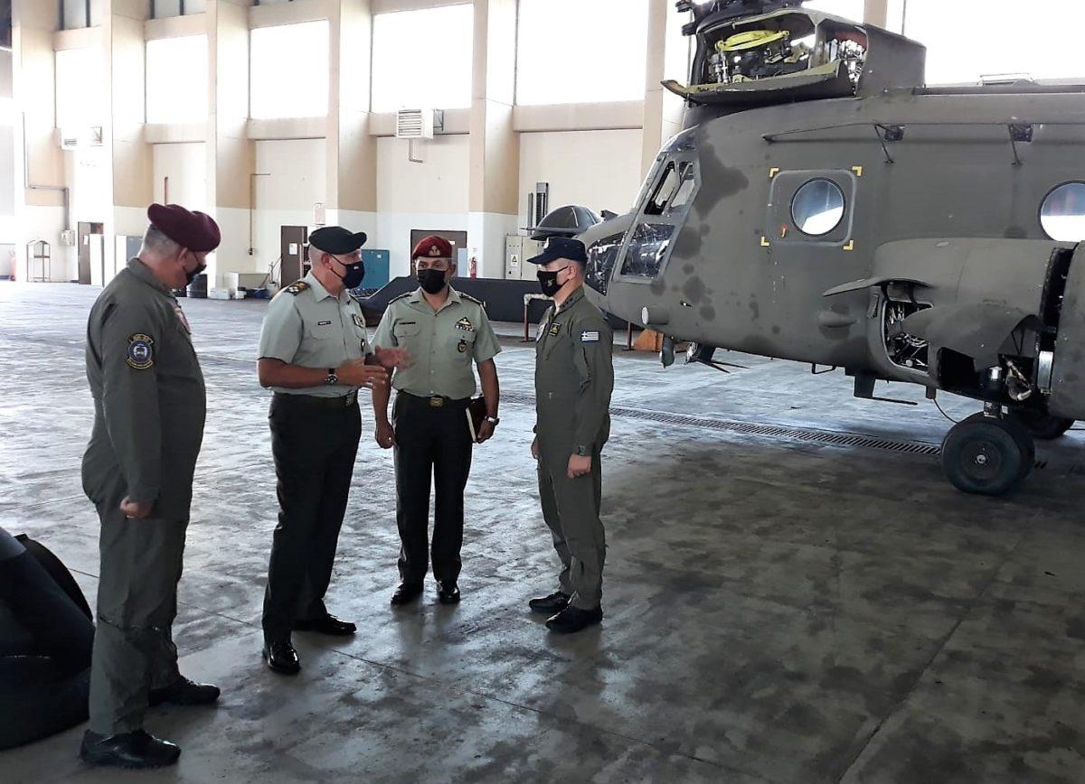 Διευθυντή Αεροπορίας Στρατού