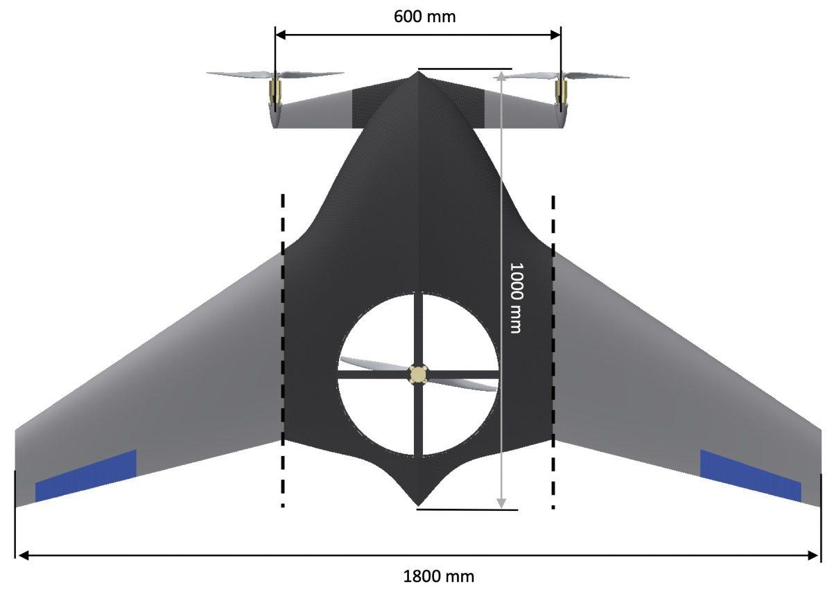 RX4 dimensions