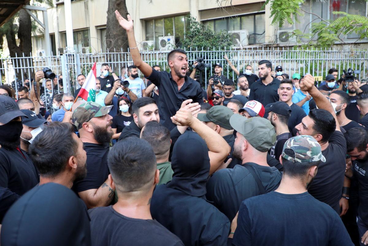 Λίβανος Βηρυτός