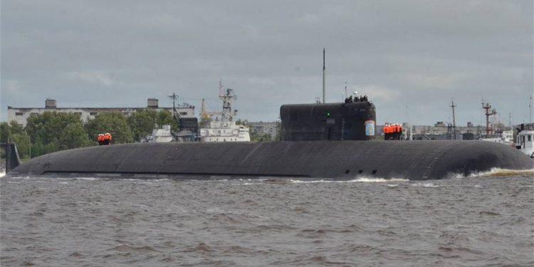 Belgorod: «Πρόσω ολοταχώς» για το υποβρύχιο με την ολέθρια πυρηνική τορπίλη «Poseidon»