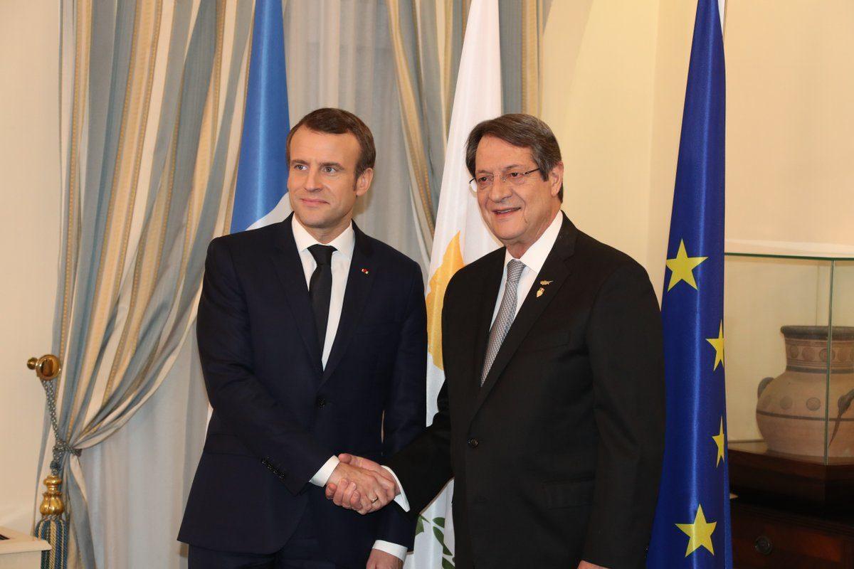 Συμφωνία-«βόμβα» Γαλλίας και Κύπρου: «Έρχεται» ο γαλλικός Στόλος με το αεροπλανοφόρο Charles De Gaulle! (pics)