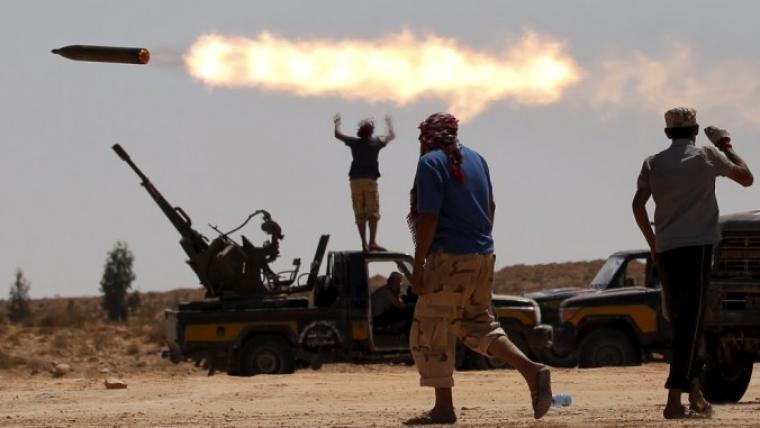 Αποτέλεσμα εικόνας για Ξεκίνησαν οι εχθροπραξίες στη Λιβύη…
