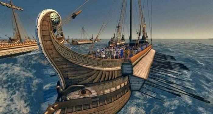 Ναυμαχία Σαλαμίνας - Έλληνες