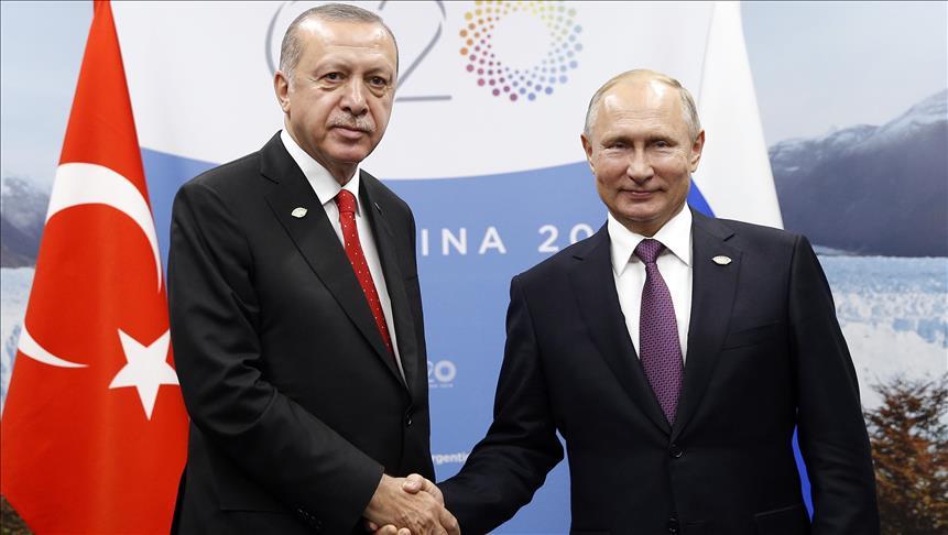 e46fff051ff G-20: Ανοίγει νέα σελίδα στις αμυντικές σχέσεις Ρωσίας - Τουρκίας ...
