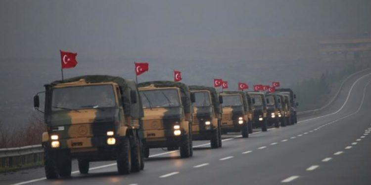 Συρία - Τουρκία